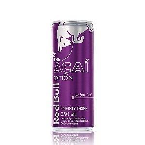 Energético Red Bull Açaí - 250 ml
