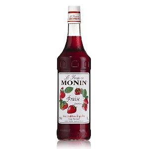 Xarope Monin Morango - 700 ml