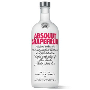 Absolut Grapefruit (Toranja) - 1L