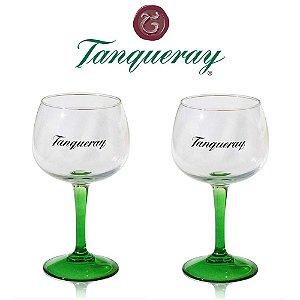 Kit 2 Taças Tanqueray Oficial - 580 ml (Vidro)