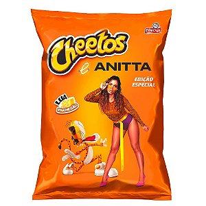 Cheetos e Anitta - Edição Especial