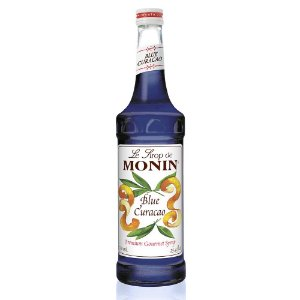Xarope Monin Curaçau Blue - 700 ml
