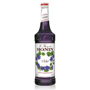 Xarope Monin Violete - 700 ml