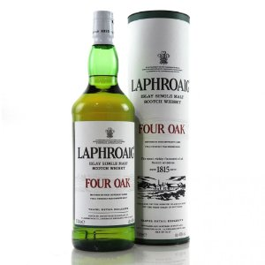 Whisky Laphroaig Four Oak - 1L