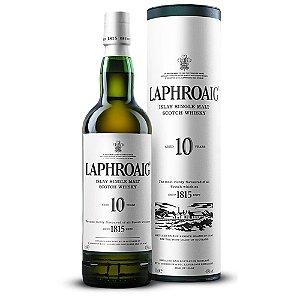 Whisky Laphroaig 10 anos - 750 ml