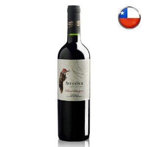 Vinho Aves del Sur Cabernet Sauvignon (2018) - 750 ml