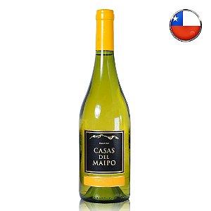 Vinho Casas del Maipo Chardonnay (2019) - 750 ml