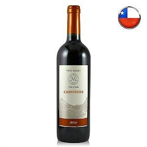 Vinho Vina Marty Carmenere (2016) - 750 ml