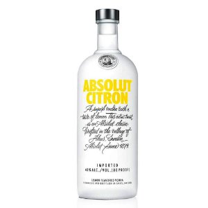 Vodka Absolut Citron - 750 ml