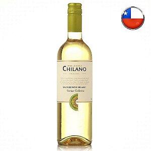 Vinho Branco Chileno Chilano Sauvignon Blanc 750ml
