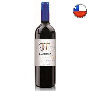 Vinho Chileno Tantehue Merlot 750 ml