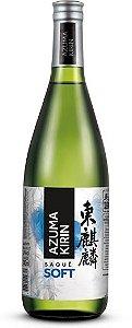 Sakê Azuma Kirim Soft - 740 ml