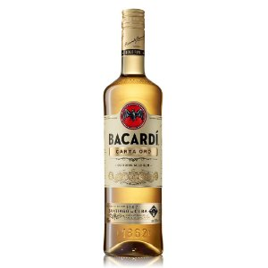 Rum Bacardi Carta Ouro - 980 ml