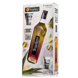 Kit Tequilero del Leste + 2 shots exclusivos