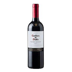 Vinho Casillero Del Diablo Cabernet Sauvignon - 750ml