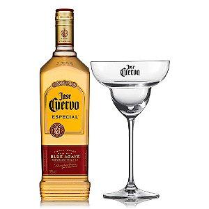Tequila Jose Cuervo 750 ml + Taça Margarita