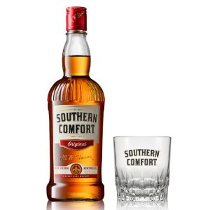 Whiskey Southern Comfort 750 ml + Copo Oficial