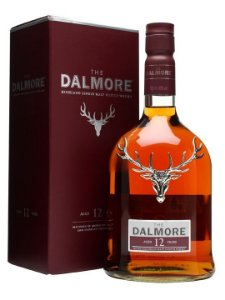 Whisky Dalmore 12 Anos - 700 ml