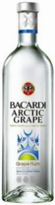 Rum Bacardi Arctic Grape - 750ml