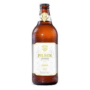 Cerveja Laut Pilsen - 600 ml