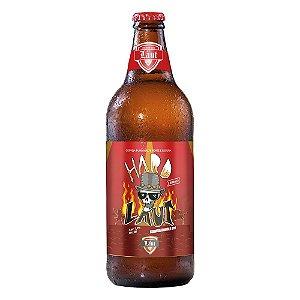 Cerveja Laut Hard Double IPA - 600 ml