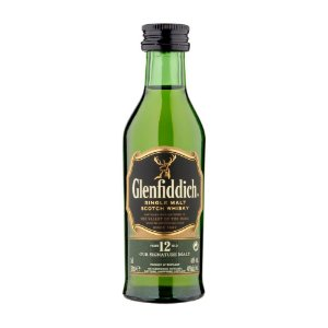 Whisky Glenfiddich 12 Anos - 50 ml