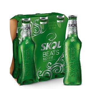 Skol Beats Spirit - 313 ml - Unidade