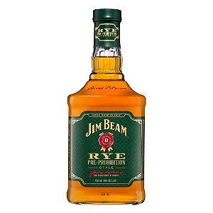 Whiskey Jim Beam Rye Bourbon - 700 ml