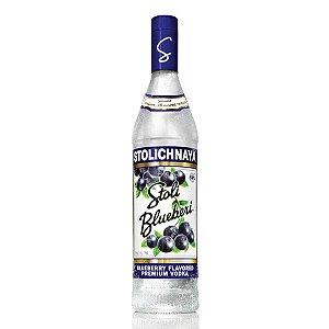 Vodka Stolichnaya Blueberi - 750 ml