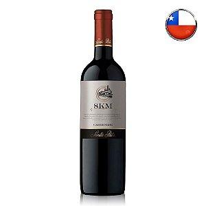 Vinho Tinto 8Km Carménère - 750ml