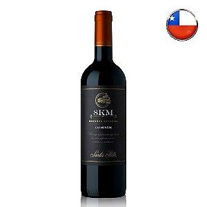 Vinho Tinto 8Km Reserva Especial Carménère - 750ml