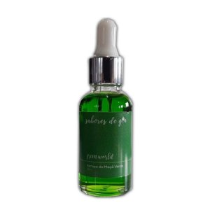 Xarope Sabores de Gin Green World - 30ml