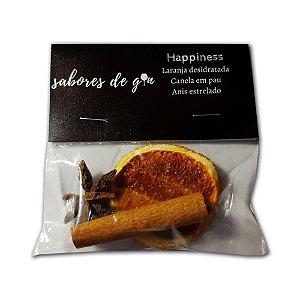 Sachê Happiness - Sabores de Gin