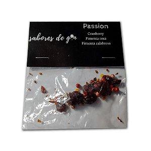 Sachê Passion - Sabores de Gin