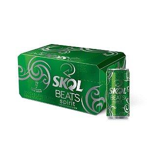 Skol Beats Spirit - 269 ml - Caixa com 8 unidades