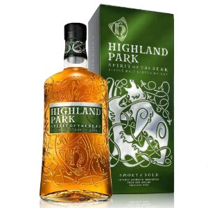 Whisky Highland Park - Spirit Of Bear - 1L