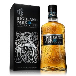 Whisky Highland Park - Viking Scars - 10 Anos - 700ml