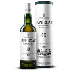 Whisky Laphroaig 10 anos - 700 ml