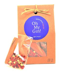 Kit de Especiarias Oh My Gin #2
