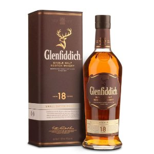 Whisky Glenfiddich 18 anos - 750 ml