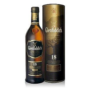 Whisky Glenfiddich 18 anos - 750 ml