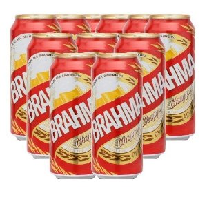 Cerveja Brahma 473 ml - 12 Unidades