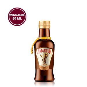 Miniatura Licor Amarula - 50 ml