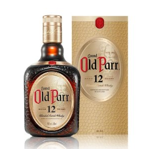Whisky Grand Old Parr 12 Anos - 750 ml