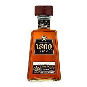 Tequila 1800 Añejo - 750 ml