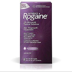 Rogaine Extra Strength 2% Minoxidil / Liquido / 1 Mês / Para Mulheres/ POUCAS UNIDADES / PRONTA ENTREGA
