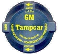Tampa água GM - Chevrolet -  Corsa, Celta, Zafira e Ford Fiesta e Ecosport