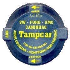 Tampa água Caminhão Ford, GMC e VW com sistema de rosca
