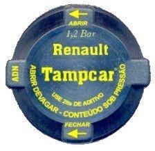 Tampa água Renault - Twingo, Clio, Megane, Laguna, Trafic, 19, 21