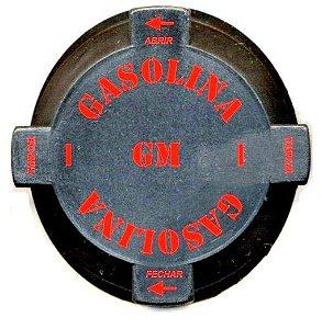 Tampa gasolina GM - Todos os carros Gasolina / Flex da linha até 2005